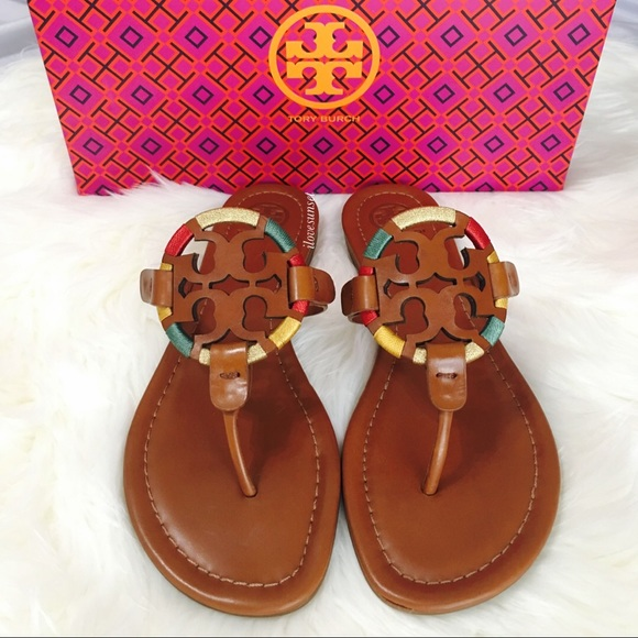95148d90f8593 ... Vintage Vachetta Embroidered Miller. NWT. Tory Burch.  M 5b89e39cb6a94228e900b93d. M 5b89e39d1b16db57d96ea9d4.  M 5b89e39f477368302a12924a
